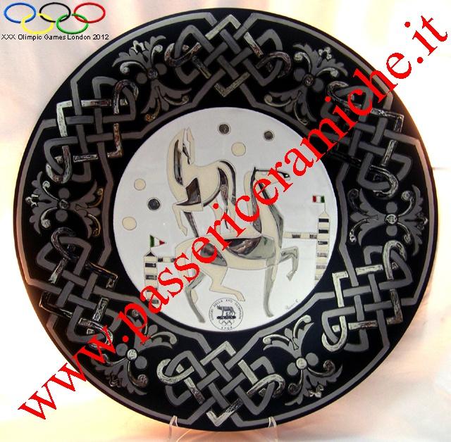 Piatto Olimpiadi 2012