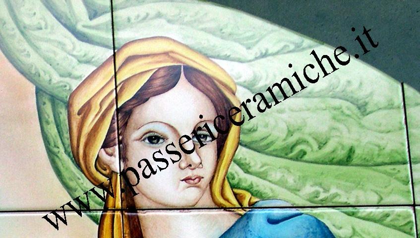 DETTAGLIO Pannello ad Arco cm.100x60 h